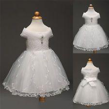 Toddler Kids Newborn Baby Girls Dress Bridesmaid Wedding Party Pageant Dresses http://ift.tt/2tnWd5J