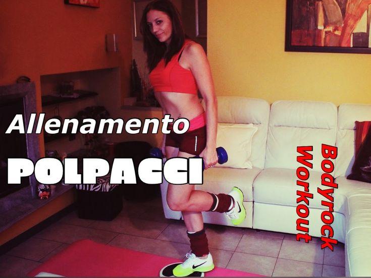 Esercizi per polpacci e caviglie | Ft. With Love Giulietta