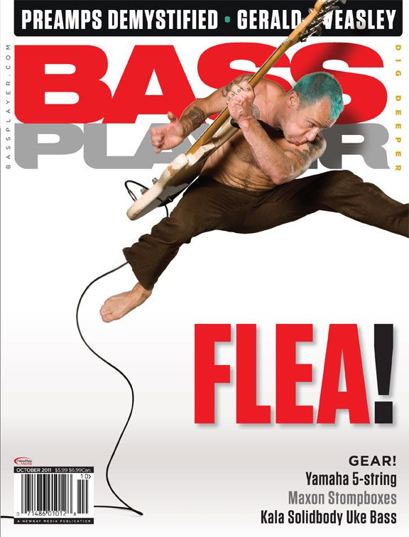 Check out this article about Flea of the Red Hot Chili Peppers