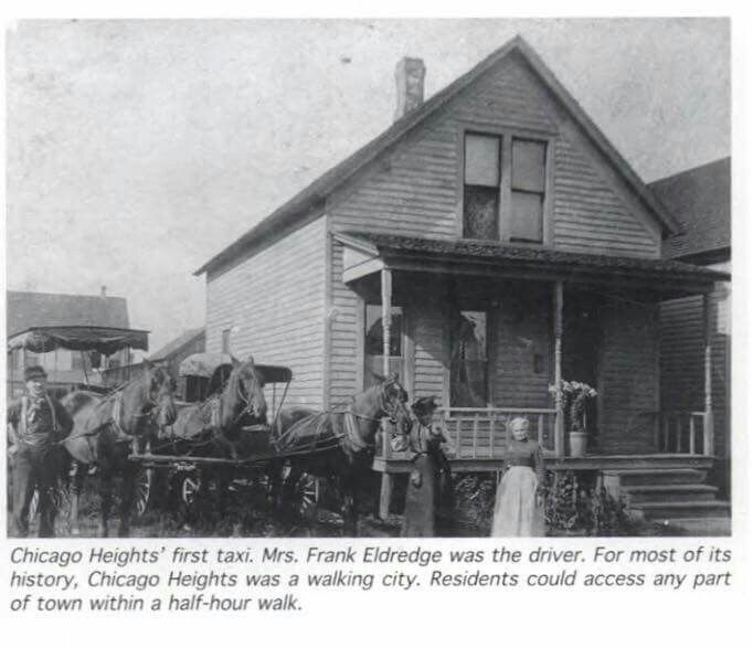 Chicago Heights Illinois History