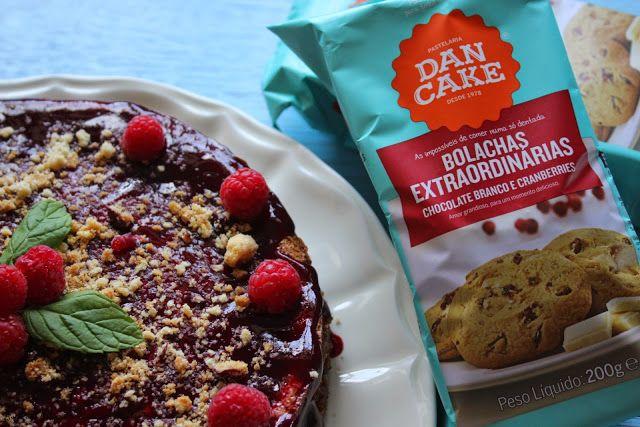 Julie and Julia 365 dias com a Bimby: Cheesecake de chocolate