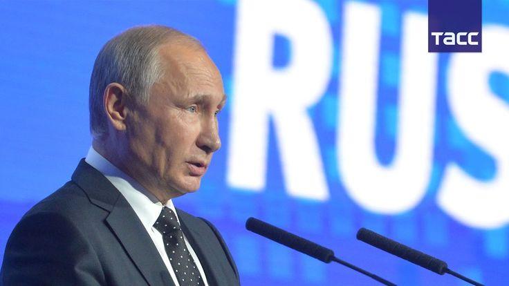 Путин рассказал, почему не поехал в Париж   12 октября, 16:19   http://tass.ru/politika/3699201