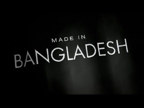 """Made in Bangladesh - the fifth estate"" CBC News: ""A lot of our clothes bear the label 'Made in Bangladesh'. But before the deadly collapse of a garment factory there last April, most of us never thought about the people who make them.[.. H]ow could such a tragedy happen?[… W]orkers who say they are still forced to make clothes for Canada in dangerous conditions.[..] Made in Bangladesh won the 2014 International Emmy® Award for Current Affairs programming. Original airdate : October 11th…"