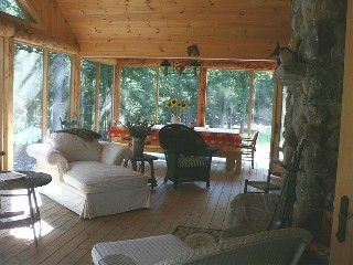 Camden-Belfast Area Exclusive Magnificent Maine Lake House and Cabins