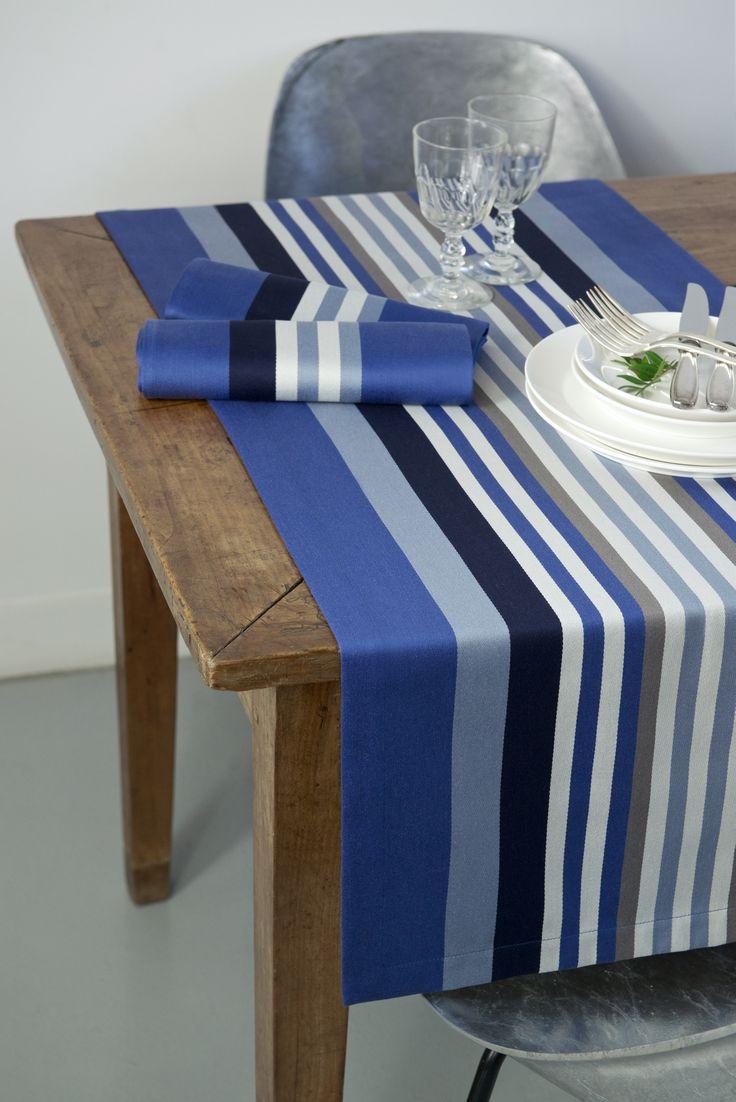 383 best tissage images on pinterest - Set de table coton ...