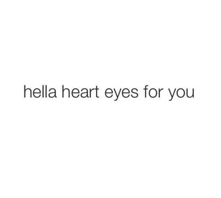 hellla heart eyes