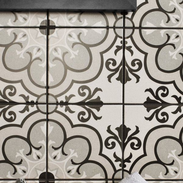 This Glazed Speckled Tile Mimics The Look Of Cement And Is A Reflection Of Industrial Design This Smooth Greige Ti Pretty Tiles Elitetile Marble Mosaic Tiles