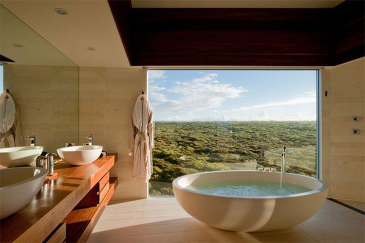 20 banheiros que são verdadeiros spas domésticos
