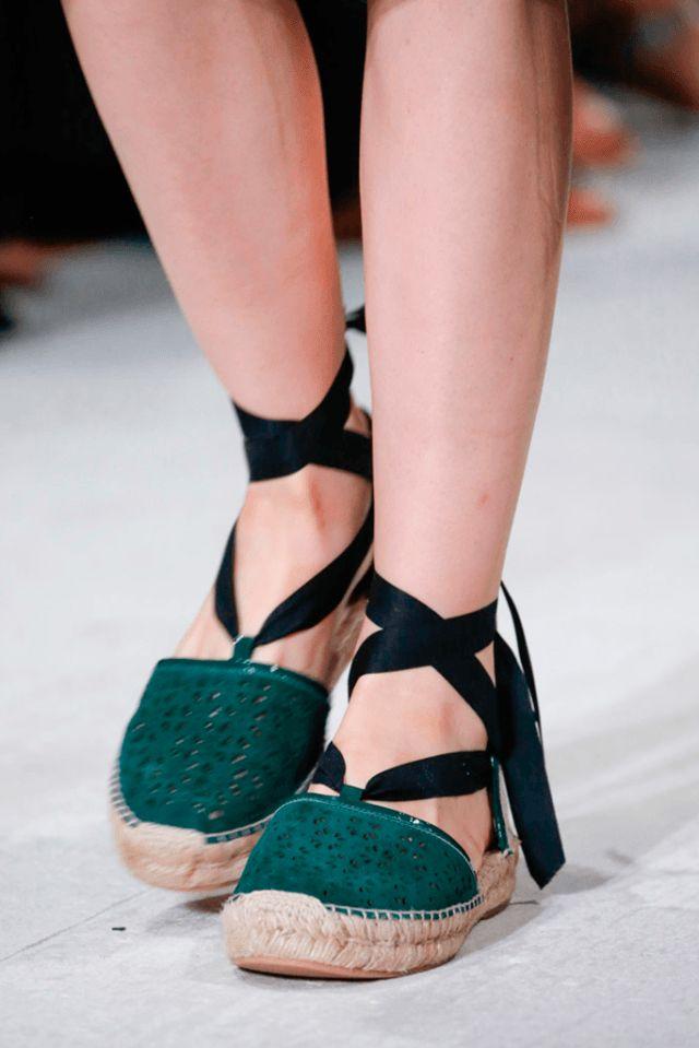 OSCAR DE LA RENTA Spring Summer 2016 | Confesiones de una Casual girl | #trends #shoes #runway #fashion #moda #tendencias #zapatos #blogdemoda #blog