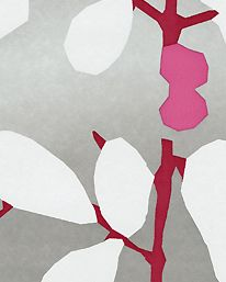 Tapet Ilsa Camellia från Romo