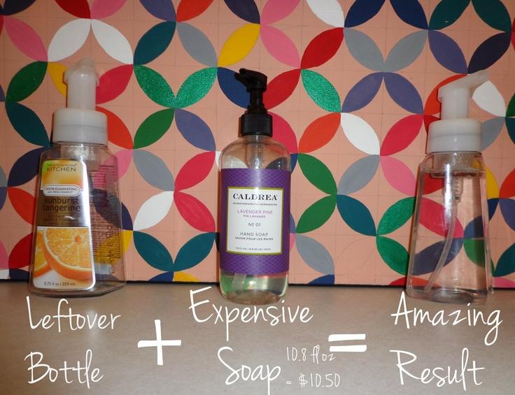 How to Make Liquid Soap Last Longer - endorsedbyigor.blogspot.com