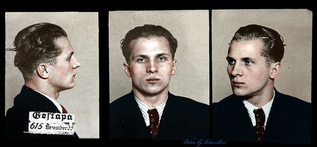 klimbims:  Erich Honecker - Gestapo photo on Flickr.