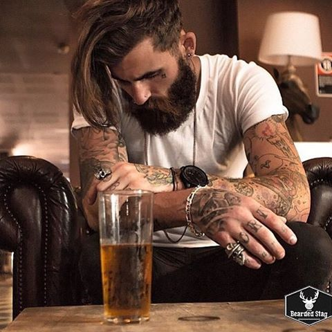 The Bearded Stag — Friday arvo, our favourite time of the week.   ...