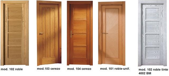 Puertas de interior serie mediterranea con estilo for Puertas estilo moderno