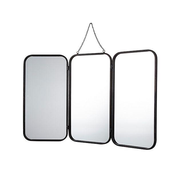 Les 25 meilleures id es de la cat gorie miroirs de salle for Miroir trois faces salle de bain
