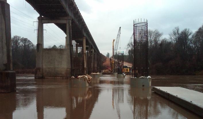 Google Image Result for http://uig.net/wp-content/uploads/2011/05/US601Congaree.jpg - Congaree River Bridge