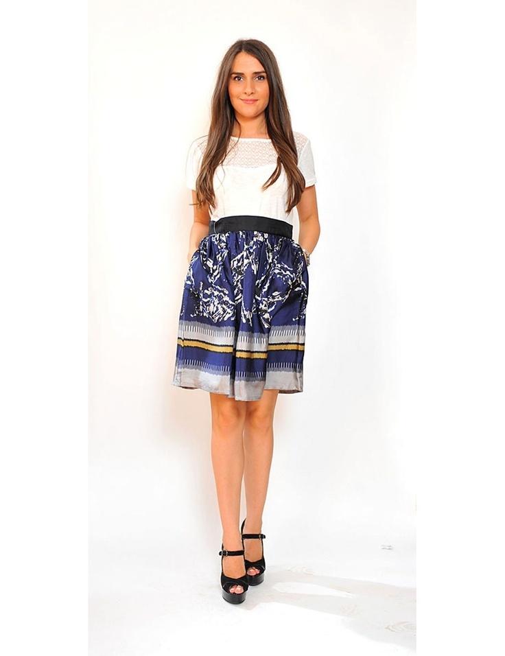 Zega Store - Fusta Mango Garments - Femei, Fuste