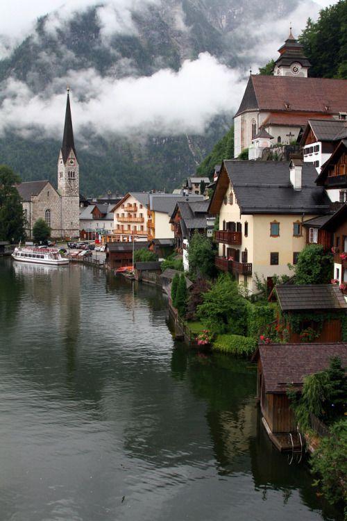 Hallstatt - Austria mother nature moments