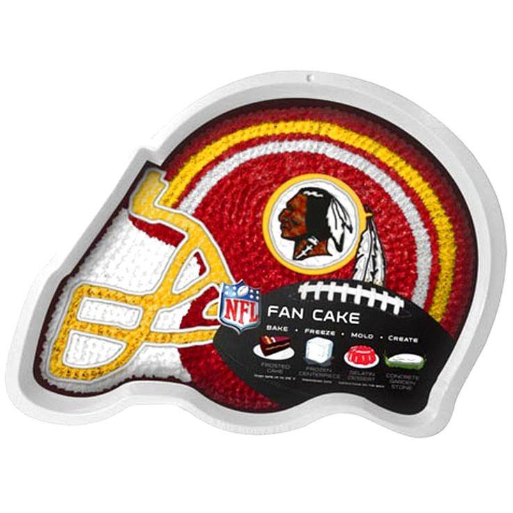 Washington Redskins Cake/Jell-O Pan - $11.99