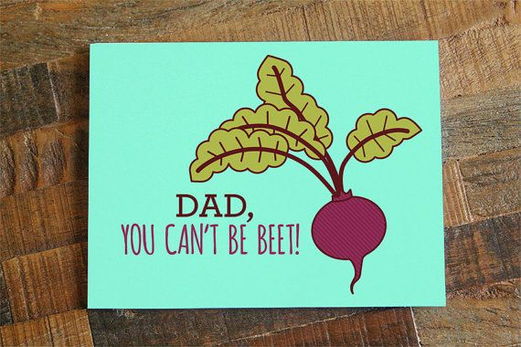 Funny Dad Birthday Card Or Father's Day Card Dad You