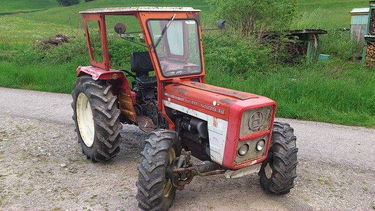 Lindner 450 Allrad Traktor Schlepper | eBay
