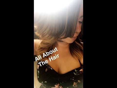 All About The Hair - YouTube
