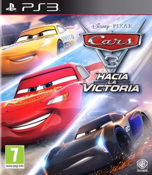 juego ps3 cars 3 hacia la victoria