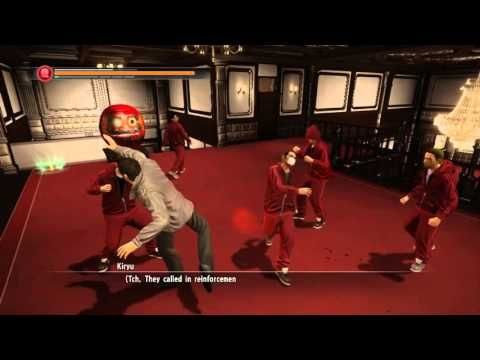 YAKUZA 5 PS3 NORTH AMERICAN EUROPE RELEASE GAMEPLAY VIDEOS FULL STORYLINE NO CUTSCENES SEGA WON'T ALLOW IT