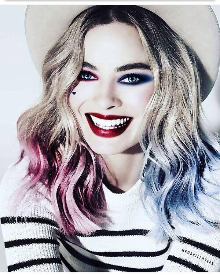 Margot Robbie Harley Quinn Suicide Squad 😃💘