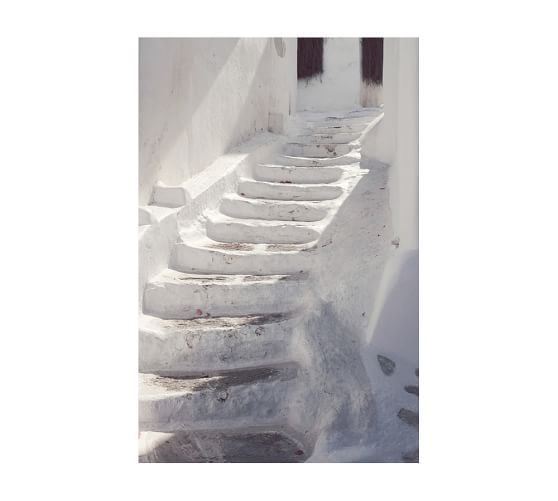 White Stairs by Lupen Grainne, 11 x 13