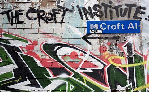 The Croft Institute - Croft Alley, Melbourne