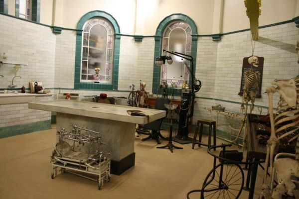 The Victorian Operating Theatre Abandoned Creepy