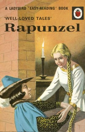 ladybird-well-loved-tales-rapunzel-cover