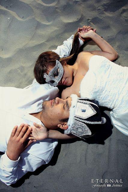 Eternal Fotografia Artistica: Trash the Dress Cynthia y John