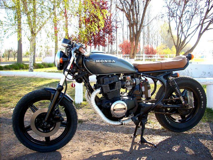 similiar cm400 cafe keywords cm 400 brat style cafe racer
