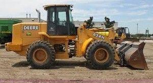 john deere 624h loader & tc62h tool carrier repair technical manual tm1640