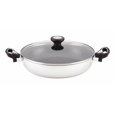 Farberware New Traditions Saute Pan with Lid