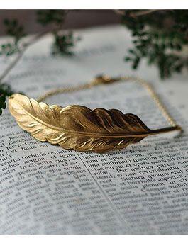 Armband feather S - Lit de Parade, Zweden. Feather bracelet S - Lit de Parade, Sweden.