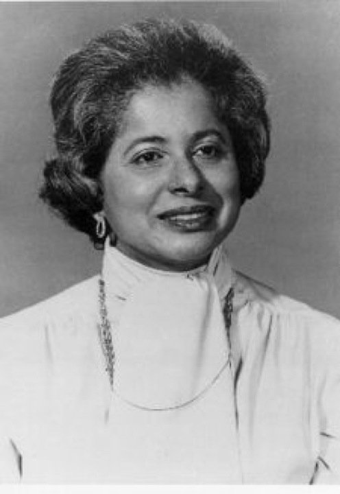 Patrica R. Harris was the first African American woman to serve as a United States Ambassador, representing the U.S. in Luxembourg under President Lyndon B. Johnson, and the first to enter the line of succession to the Presidency.