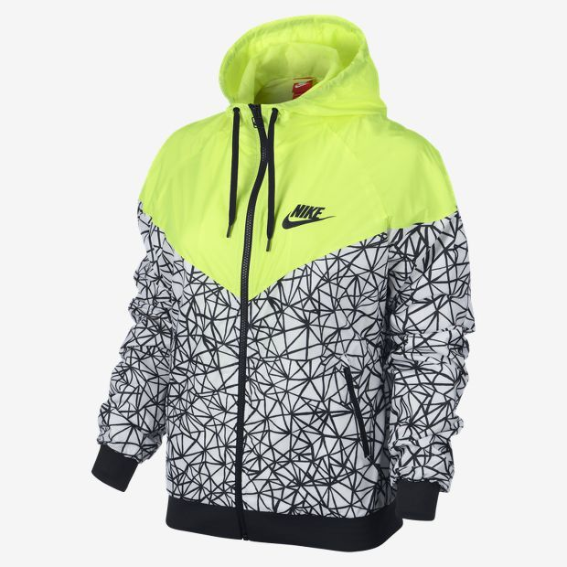 Nike Windrunner Allover Print Women's Jacket
