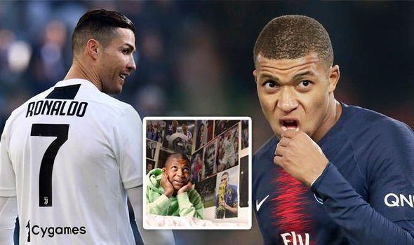 Cristiano Ronaldo Kylian Mbappe Snubs Juventus Star With Instagram Post Cristiano Ronaldo Ronaldo European Soccer