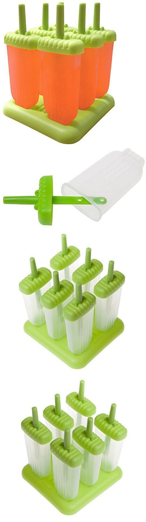 Ice Pop Molds 178056: Popsicle Molds Popsicle Maker Ice Pop Molds Set Drip Guard Protection And Quick -> BUY IT NOW ONLY: $105.59 on eBay!