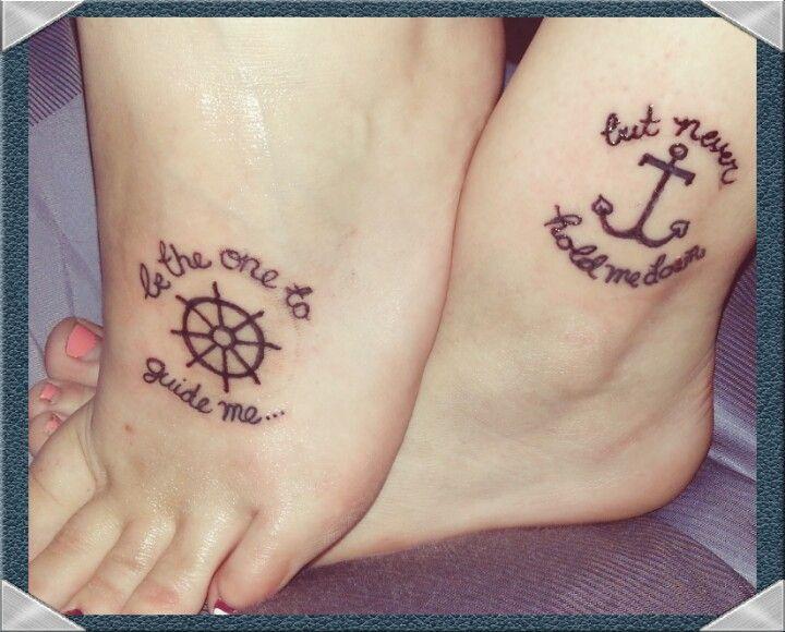69 best Best friend tattoos images on Pinterest