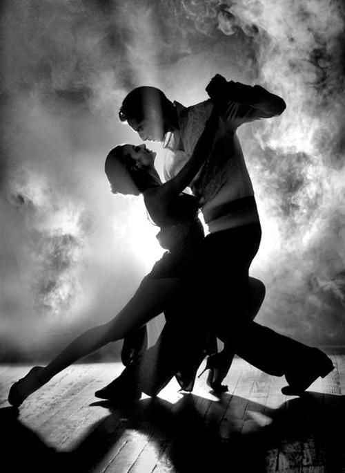 The Tango --- It's been a while since I've taken a tango class, must start up again soon