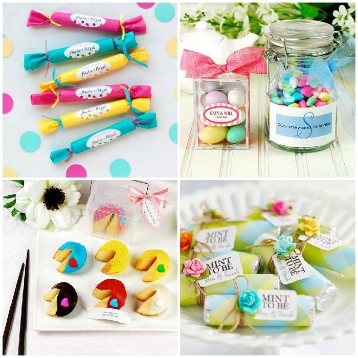 Anímate a usar los souvenirs comestibles ¡Son lo trendy en este 2014!