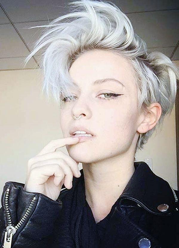 İnce Telli Saçlar İçin Kısa Saç Modeli Önerileri