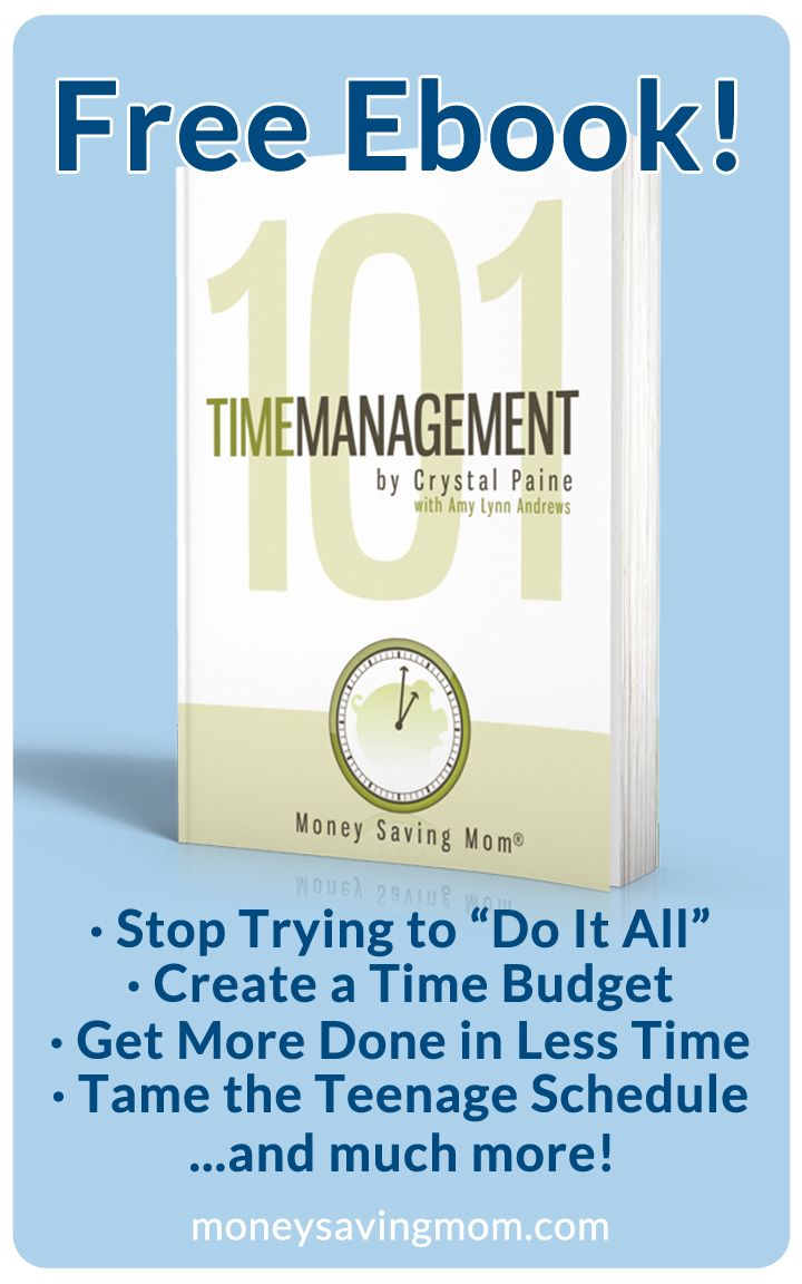 Get control of your daily schedule with these tried-and-true strategies. Download your free copy of Time Management 101!