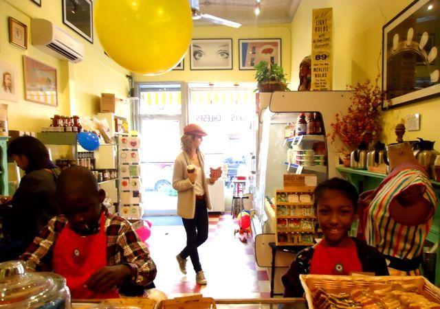 Brooklyn Victory Garden - Welcome to Brooklyn Victory Garden where the mustard is Tin Mustard! 920 Fulton Street Brooklyn, NY 11238