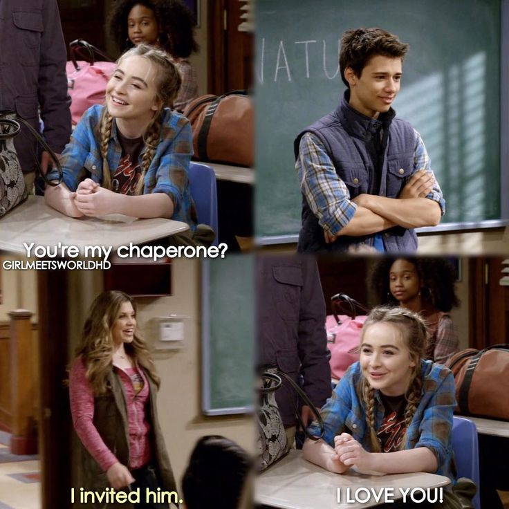 Girl Meets World (3x08)                                                                                                                                                     More
