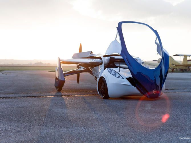 "AeroMobil is already wowing people with a prototype of a flying car. But over the next decade, it wants to give new meaning to the term ""autopilot."""